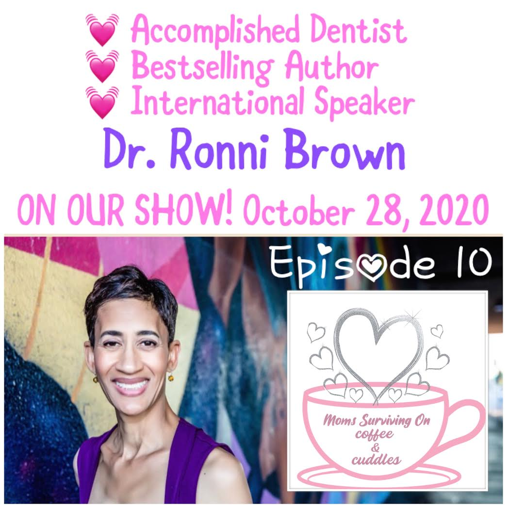 Podcast with Dr. Ronni Brown